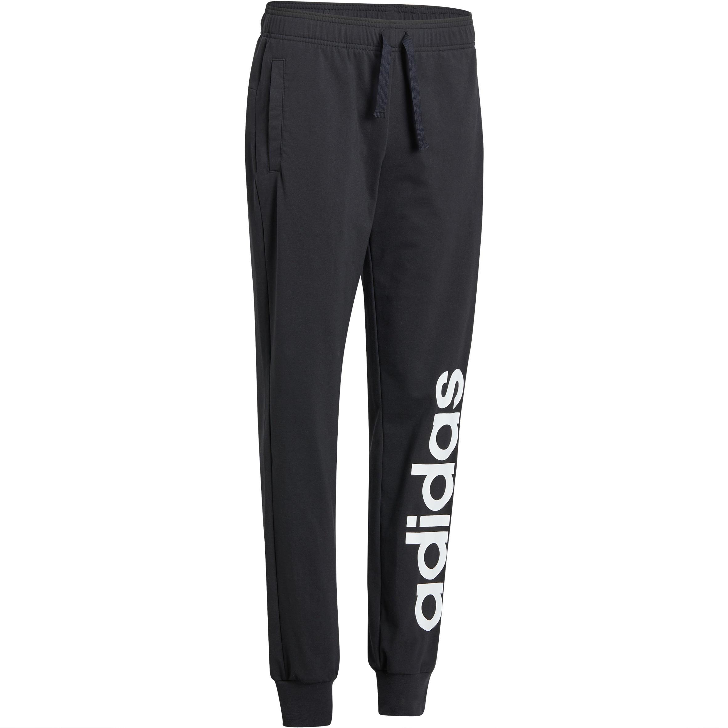 Fitnessbroek Adidas dames zwart