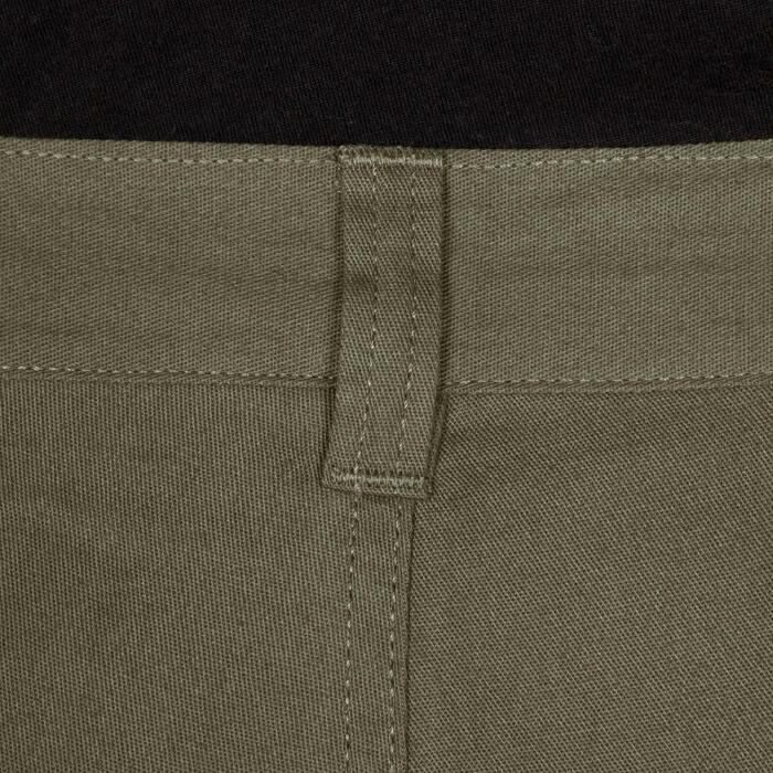 Pantalon chasse Steppe 100 vert - 1188389