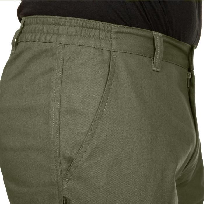 Pantalon chasse Steppe 100 vert - 1188392