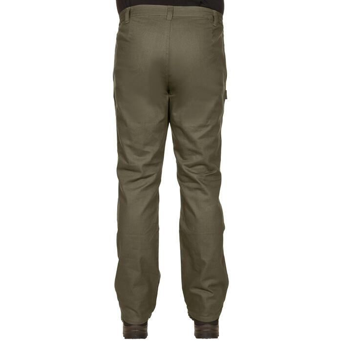 Pantalon chasse Steppe 100 vert - 1188398