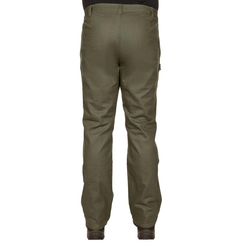 STEPPE 100 hunting trousers - green