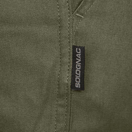 STEPPE 100 hunting pants - green