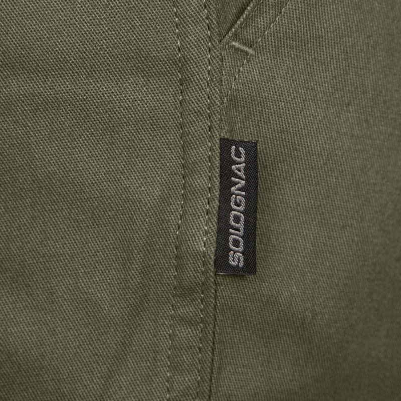 STEPPE 100 Wild Discovery Trousers - Green