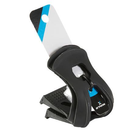 Strapless Bike Toe-clips