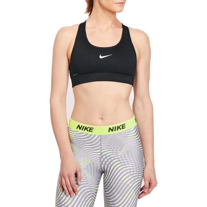 Brassière fitness femme NIKE PRO noire - 1188763