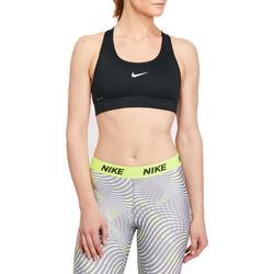 Sport-Bustier Pro Fitness Cardio Damen schwarz