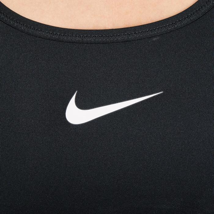 NIKE Pro Sport BH Fitness Cardio Damen schwarz