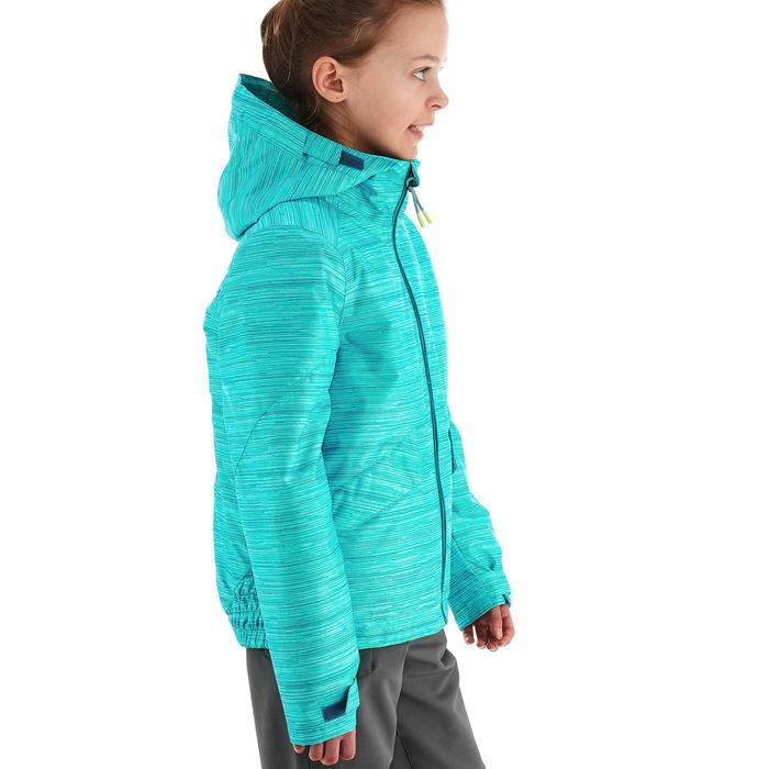 Veste de randonnée neige junior SH100 warm bleue - 1189016