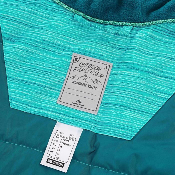 Veste de randonnée neige junior SH100 warm bleue - 1189023