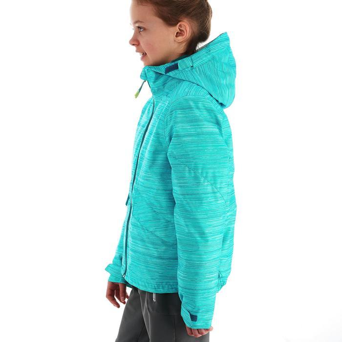 Veste de randonnée neige junior SH100 warm bleue - 1189040