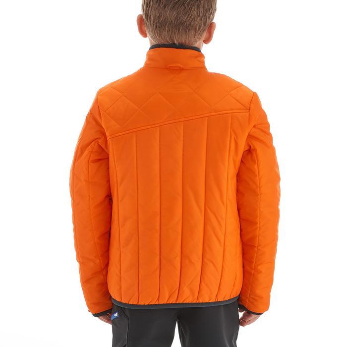 Veste chaude imperméable de randonnée Fille Hike 900 3en1 - 1189046