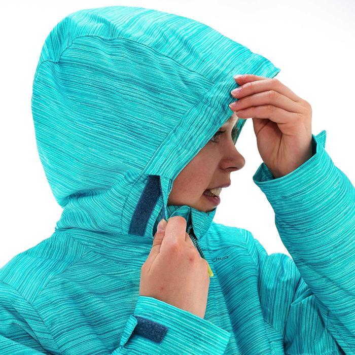Veste de randonnée neige junior SH100 warm bleue - 1189049