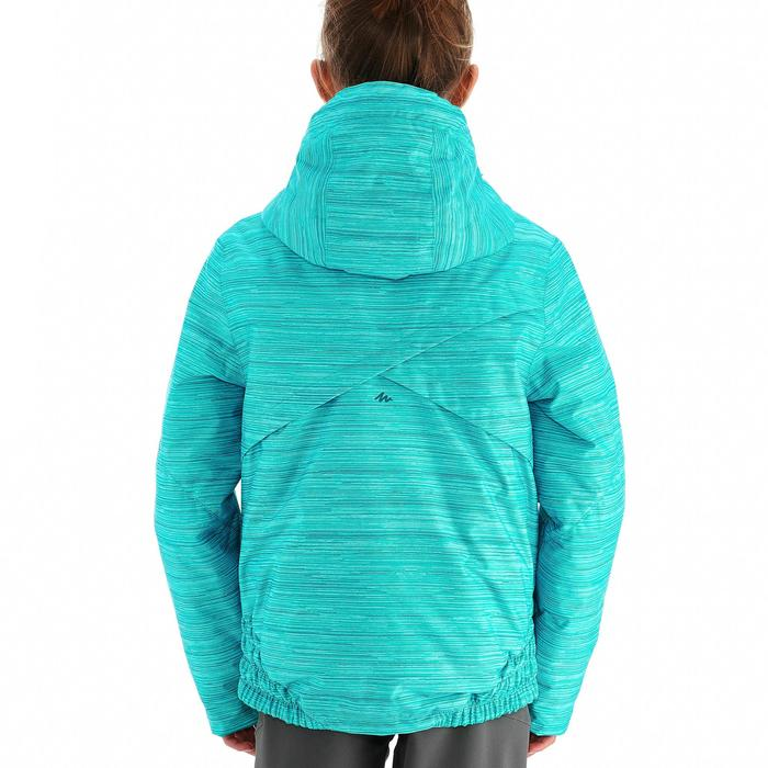 Veste de randonnée neige junior SH100 warm bleue - 1189063