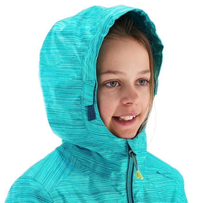 Veste de randonnée neige junior SH100 warm bleue - 1189082