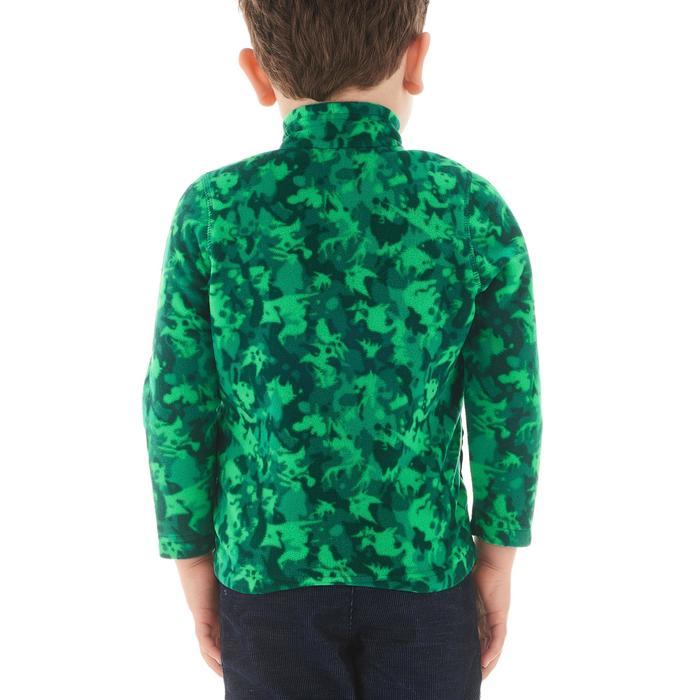 Polaire Hike 150 enfant garçon vert