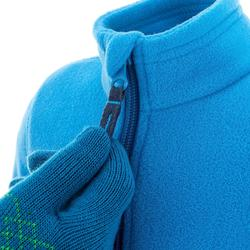 Fleecejacke MH150 Kinder blau