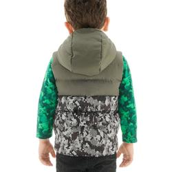 CN X-Warm Children's Hiking Padded Gilet - Grey