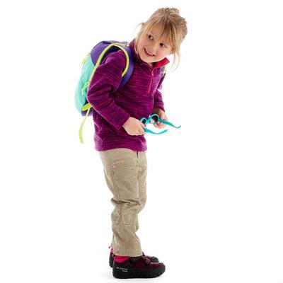 פליז טיולים לילדים דגם MH120 - סגול