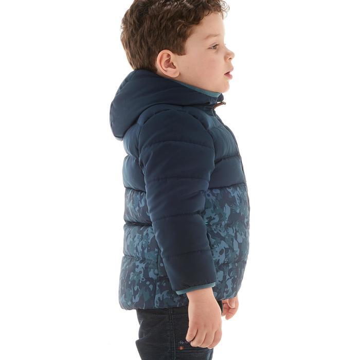 Doudoune de randonnée garçon X-Warm - 1189316