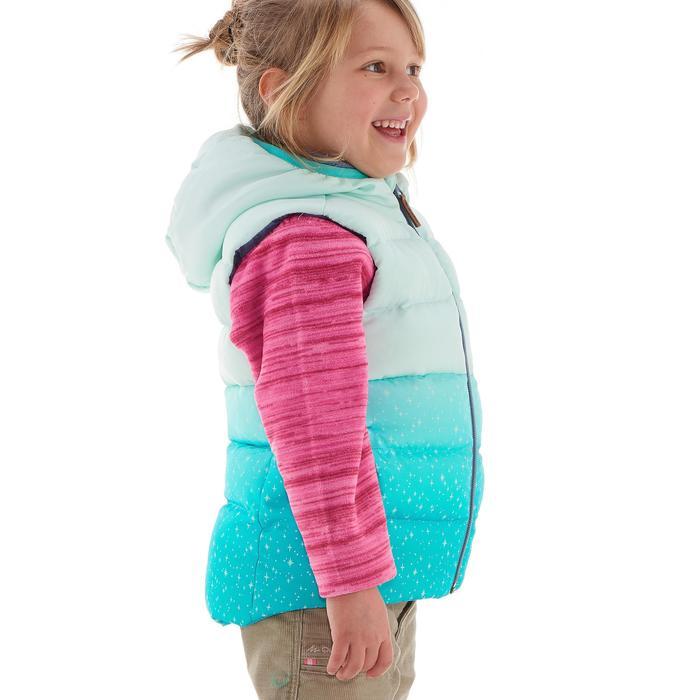 Gilet doudoune de randonnée enfant X-Warm - 1189355