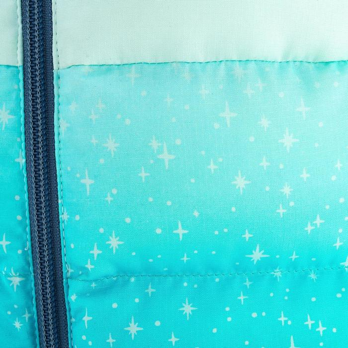 Bodywarmer wandelen voor kinderen X-Warm blauw