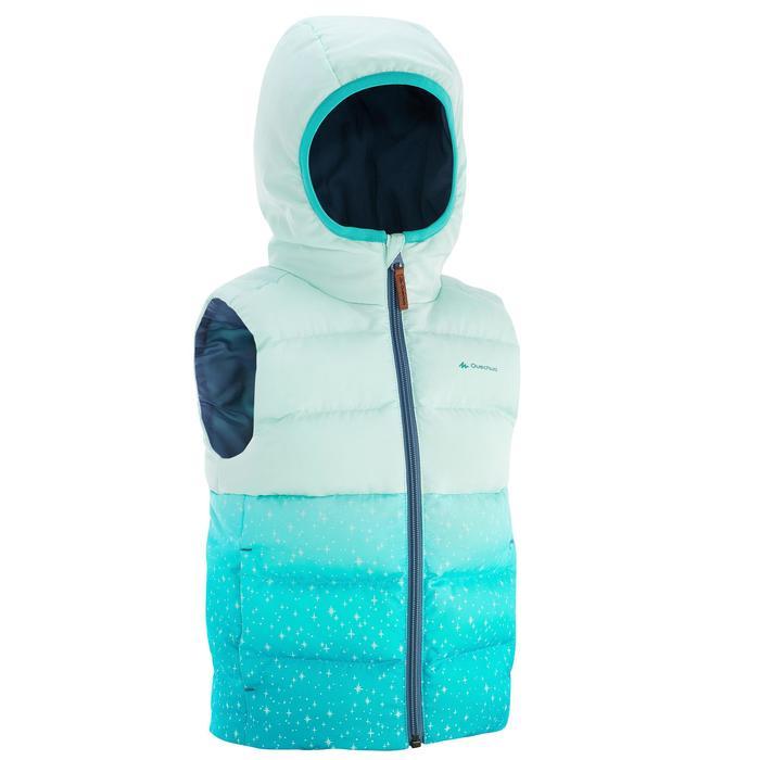 Gilet doudoune de randonnée enfant X-Warm - 1189370
