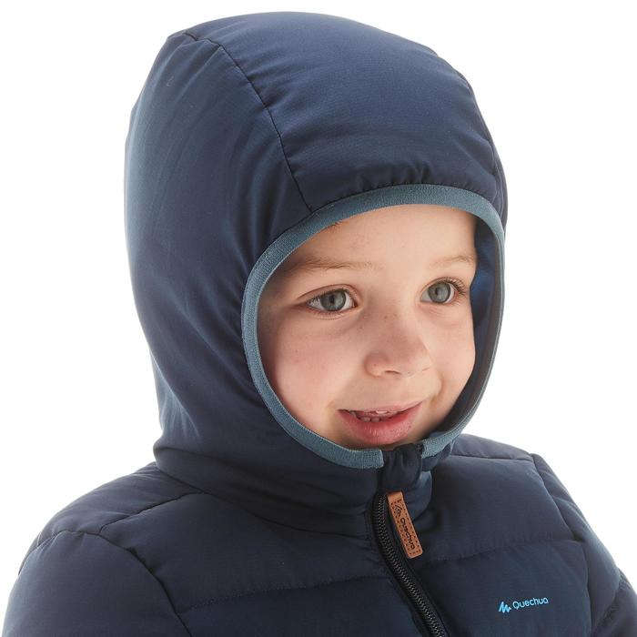 Doudoune de randonnée garçon X-Warm - 1189377