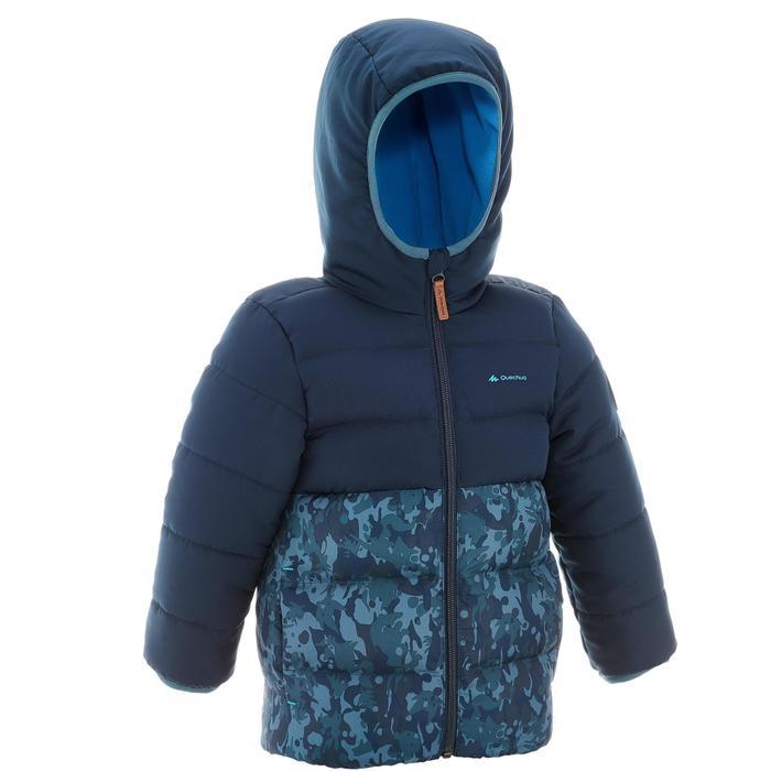 Doudoune de randonnée garçon X-Warm - 1189383