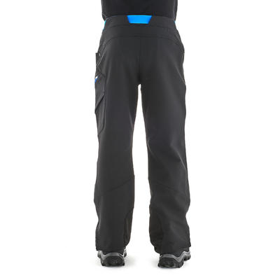 Kids' Hiking Trousers MH500 7-15 Years - Black