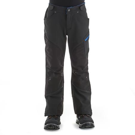 Celana Panjang Anak Usia 7-15 Tahun MH500 - Hitam