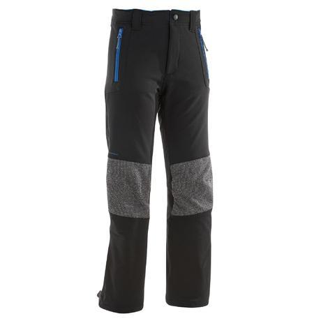 900 Forclaz Pantalon Enfant Noirbleu Warm 7vyIYf6gmb