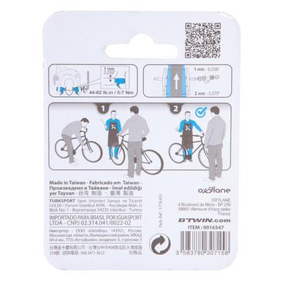Гальмівні колодки для шосейного велосипеда 500, 2 шт.