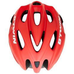 RoadR 500 Cycling Helmet - Merah