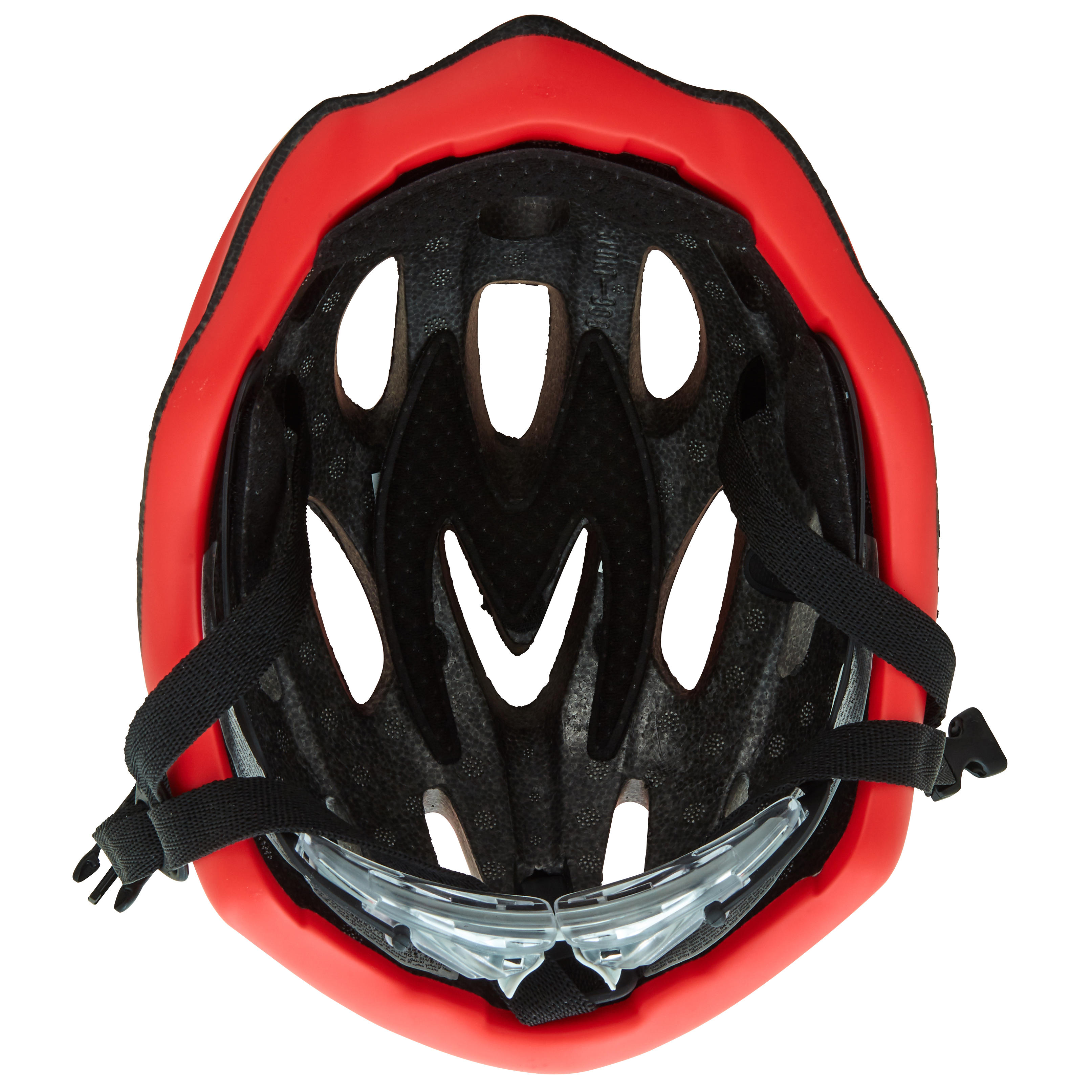 RoadR 500 Cycling Helmet - Red