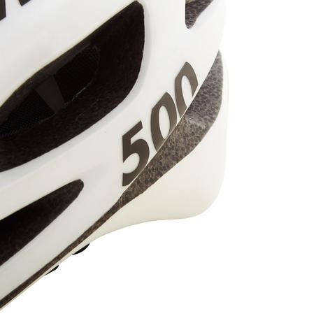 RoadR 500 Cycling Helmet - Putih