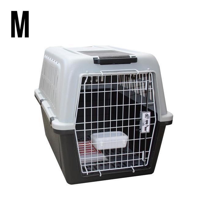 Caisse transport pour chien taille XL - 1189897