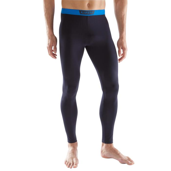 Keepdry 100 Adult Tights - Dark Blue