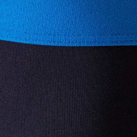 Men's Football Tights Keepdry 100 - Dark Blue