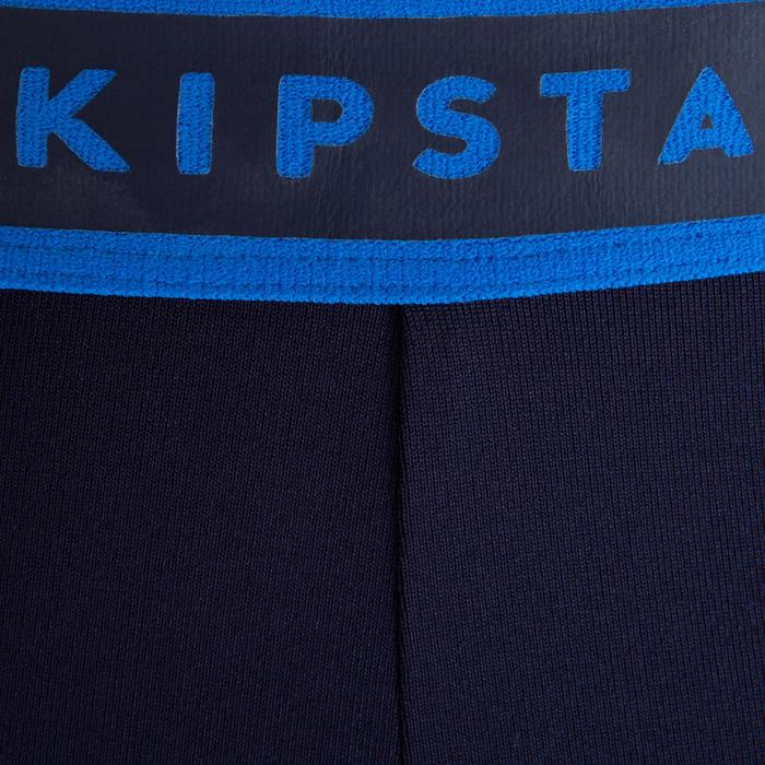 Mallas largas transpirables adulto Keepdry azul oscuro