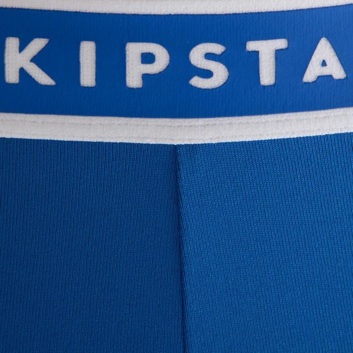 Ondershort voor voetbal kinderen Keepdry 100 blauw