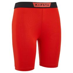 Funktionsshorts Keepdry 100 Kinder rot
