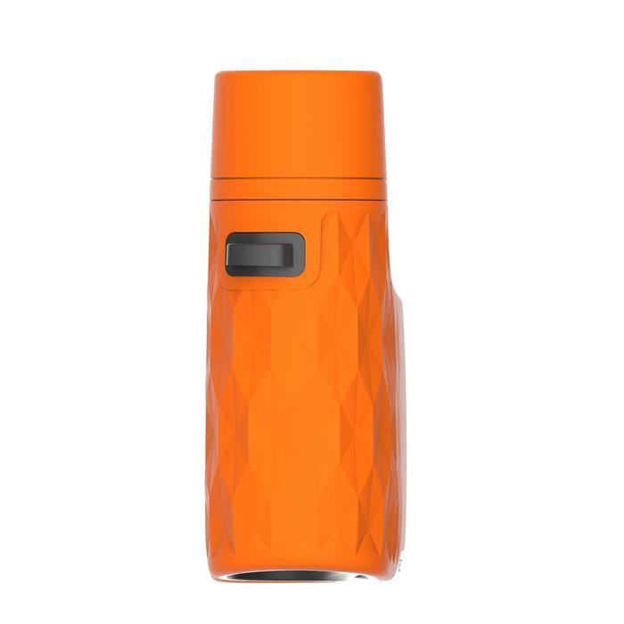 Wandelverrekijker voor kinderen zonder scherpstellen MH B100 vergrotingx6 oranje
