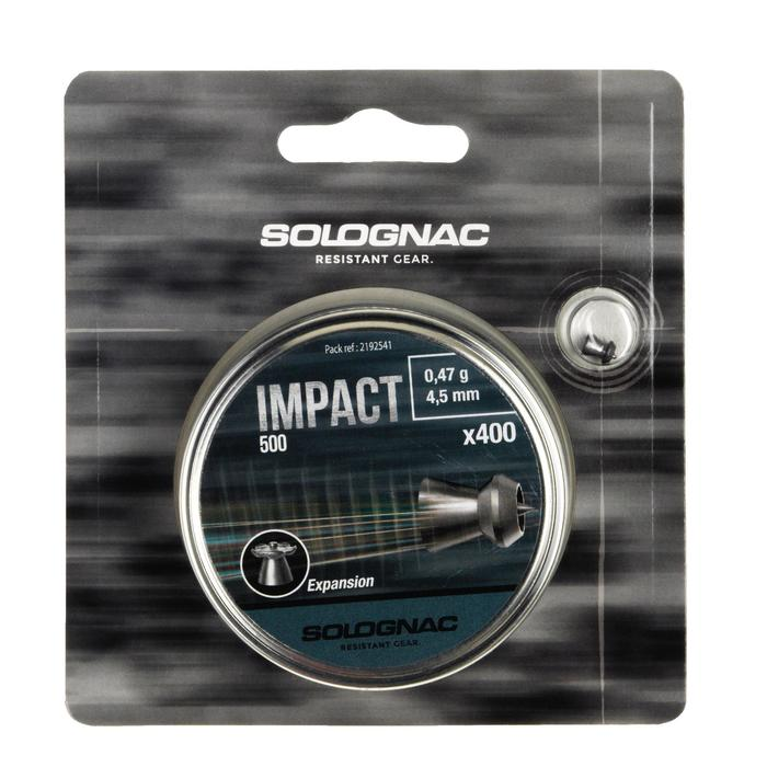 PLOMB IMPACT 4,5mm  X400 - 1190021