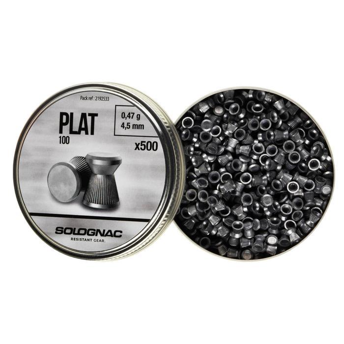 PLOMB PLAT 4,5mm X500