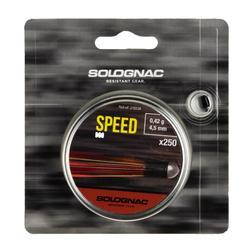 Perdigones Tiro Deportivo Solognac Speed Calibre 4,5 mm 250 Unidades