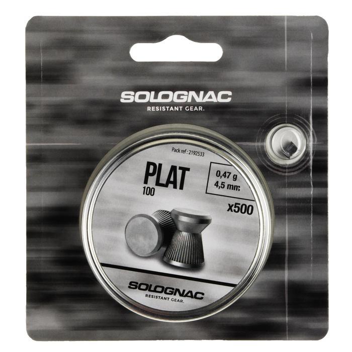 Platte loodjes 4,5 mm X500