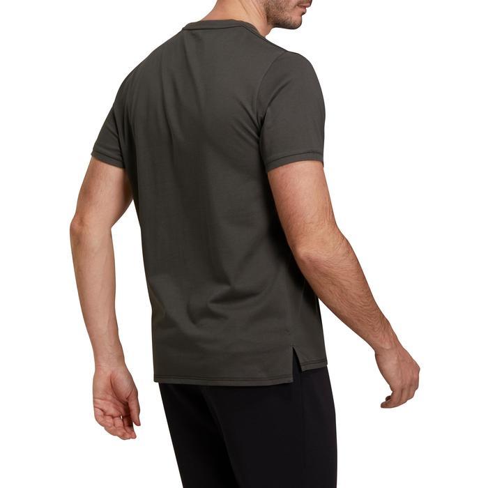 T Shirt regular imprimé Gym & Pilates homme - 1190034