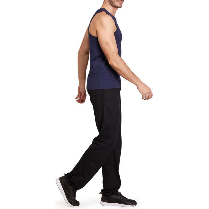 Débardeur coton respirant Gym & Pilates homme - 1190052