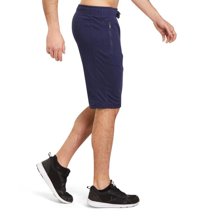 Short slim à hauteur de genou Gym & Pilates homme - 1190079