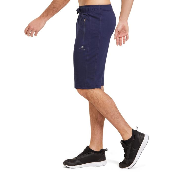 Short slim à hauteur de genou Gym & Pilates homme - 1190107